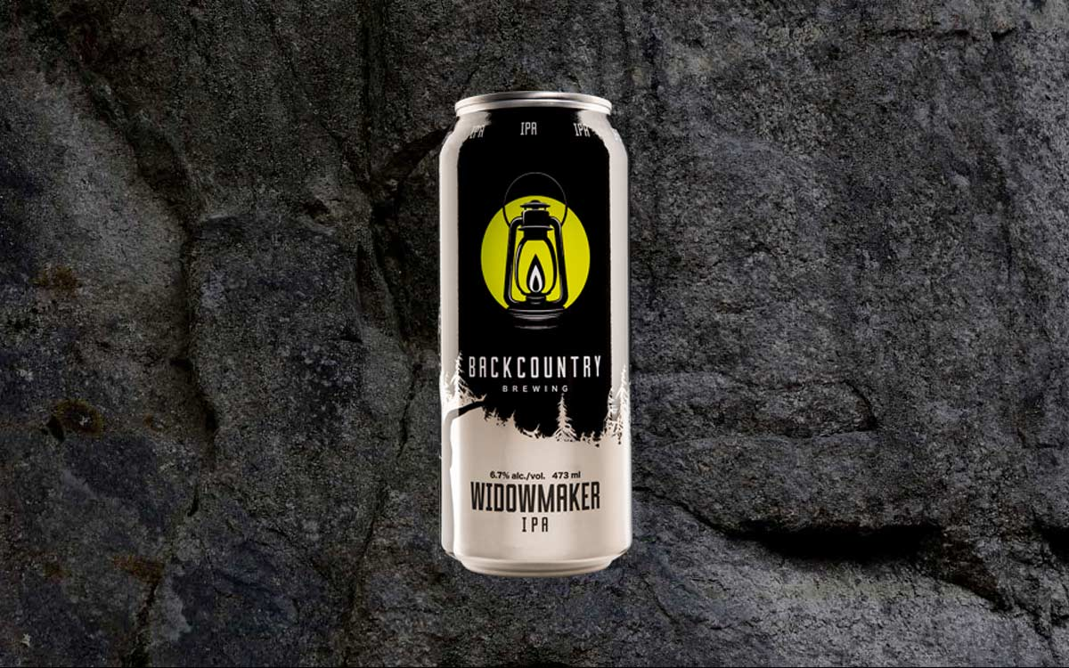 Beer of the Month: Backcountry Brewing's Widowmaker IPA