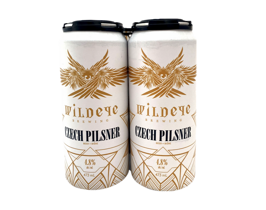 Beer of the Month: Wildeye Brewing's Czech Pilsner